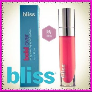 🆕 Bliss Bold Pink Liquified Lipstick